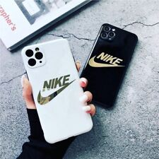 Gold Nike iPhone Case iPhone 6/s/7/8/plus/x/xs/xsmax/xr/11/11pro/11promax New