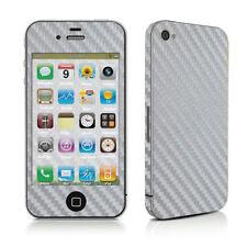 Aufkleber in Silber für Handys und PDAs