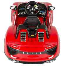 Kids Ride on Sports Car Child Toddler Wifi RC Remote Control 12V MP3 Lights Horn