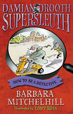 HOW TO BE A DETECTIVE new book for children free UK P&P