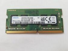 Samsung 4GB DDR4 Laptop RAM PC4-2400T 2400MHz 260pin M471A5244CB0-CRC Sodimm