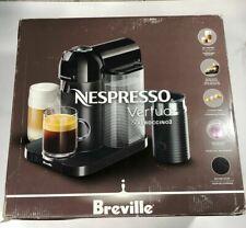 NESPRESSO BY BREVILLE VERTUO COFFEE & ESPRESSO + AEROCCINO3, NEW + FREE SHIPPING