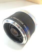 Vivitar 70-150mm 2X Matched Multiplier for Canon FD Mount / Mint w Instructions