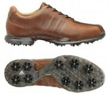New Adidas Men's Adipure Z Redwood/Brown Golf Shoes 671117 Size 7
