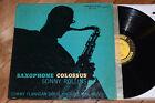 Sonny Rollins Saxophone Colossus RARE! True 1st Flat Edge W50 Prestige lp
