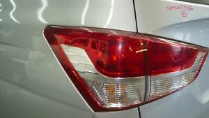 SSANGYONG STAVIC LEFT TAILLIGHT A100, IN BODY, 06/13-01/16 LAMP