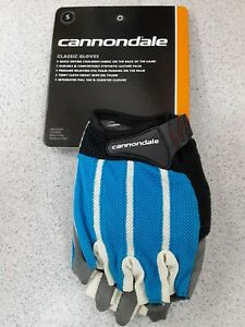 Cannondale 8G416S/BRZ Womens Classic Gloves Small New!!