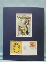 Comic Strip Classic - The Yellow Kid & First Day Cover of its own stamp