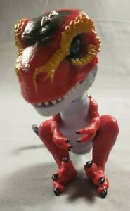 2017 WOWWEE - UNTAMED Ferocious @ your Fingertips - T Rex Ripsaw - Red