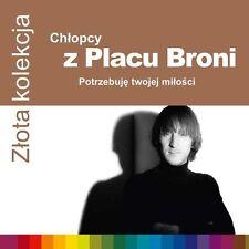 CD CHŁOPCY Z PLACU BRONI Złota kolekcja