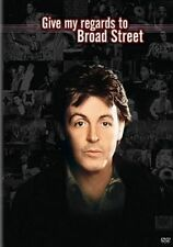 Give My Regards to Broad Street 024543113706 With Paul McCartney DVD Region 1