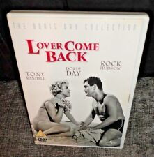 Lover Come Back (DVD, 1961) Doris Day, Rock Hudson - FAST & FREE