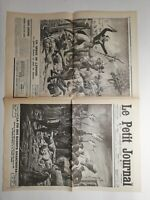 N223 La Une Du Journal Le petit journal 26 mai 1912 la fin bandits anarchistes