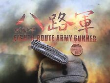 Soldier Story China Eighth Route Army Gunner Grey Gaiters loose 1/6th scale