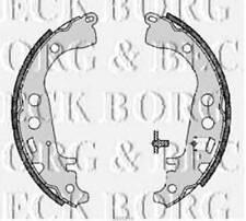BORG & BECK BBS6294 BRAKE SHOE SET REAR AXLE RC569689P OE QUALITY