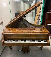 Erard Burr Walnut Grand Piano Fortepiano - Restored - Delivery Available