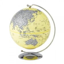 The Globe Collection A27306 Yellow Light-Up Globe