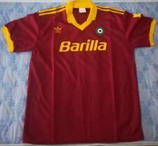 MAGLIA AS ROMA TG M  ADIDAS BARILLA COPPA ITALIA 1990/91 ORIGINALE NUOVA