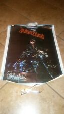 Judas Priest Rob Halford vintage poster 17 x23 you got another thing coming