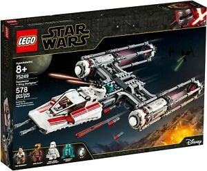 LEGO Star Wars 75249 Resistance Y-wing Starfighter - (Brand New)