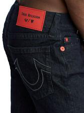 True Religion Men's X Manchester United Geno Slim Stretch Jeans in Body Rinse