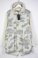 RRP €199 SCOTCH & SODA Men ~X LARGE Camouflage Fishtail Parka Jacket 13954*