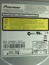 Pioneer Blu-Ray Burner BDR-208UBK - Bare Drive - BDXL QUAD Writer!