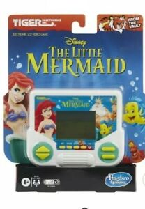 Disney's The Little Mermaid Electronic LCD Video Game, Retro-Inspired Edition