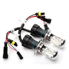 Coppia Luci Lampadine Lampade Xeno Xenon Auto Moto HID Bulb H4 6000K hsb