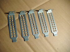 10PCS Dell Optiplex 3010 7010 9010 DT Desktop 2U PCI Blank Slot Cover F732D Vent