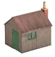 Wills SS50 OO Gauge Platelayers Hut Kit