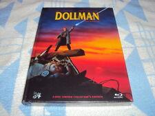 Dollman  - Mediabook  Blu-ray + DVD Limited Edition NEU OVP