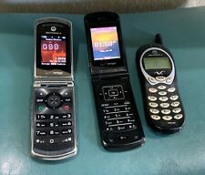 old cell phones lot