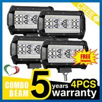 4X336W LED LUCE FARO 12V 24V LAMPADA DA LAVORO FARETTO AUTO BARCA CAMION KLW SU