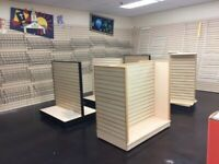 Retail Store Fixtures, (used) Will Ship USA blanket wrapped