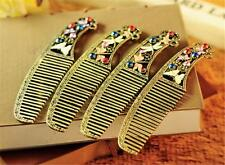 Comb Hair Beautiful Vintage Exquisite Butterfly Comb Dragonfly Comb Hair Toolrw