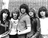 """DEF LEPPARD"" ENGLISH ROCK BAND - 8X10 PUBLICITY PHOTO (RT167)"