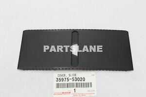 LEXUS GENUINE IS F IS250 IS350 2006-2013 SHIFT SLIDE COVER OEM 35975-53020