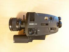 Bauer A 512 - Professional Super 8 mm film camera - Greasing/Maintenance Needed