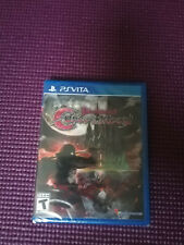 bloodstained curse of the moon ps vita