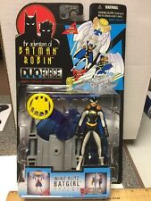 Adventures Of Batman And Robin Wind Blitz Batgirl 1997 Figure New