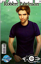 FAME: ROBERT PATTINSON #1 - Cover A - New Bagged