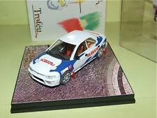 SUBARU IMPREZA PRESENTATION RALLY CAR TROFEU 605 Rare