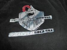 The Scorpions vintage Crazy World concert short sleeve Crew shirt Large Rare!!
