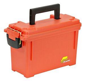 PLANO 1312 Dry Storage Emergency Boat Marine Box LOCKABLE - Made in USA!