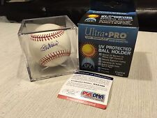 Stan Musial Signed Autographed Rawlings Major League Ball PSA/DNA X93109