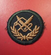 Canadian Armed Forces Administrative Clerk trade sleeve badge patch level 2