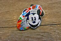 Disney Parks Collection Series Mickey Mouse Countries Epcot Pin 2018
