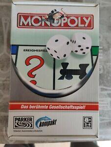 Monopoly Kompakt Spiel