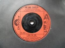 "JON AND VANGELIS I Hear You Now/Thunder UK 7"" Single EX Cond"